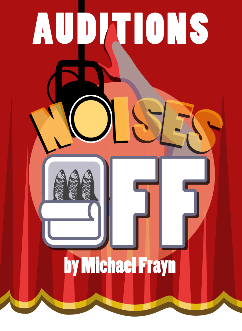 """Noises Off"" Auditions 